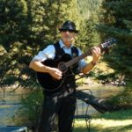 Kenny Diamond-instrumental covers and originals on a classical guitar
