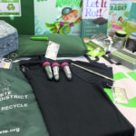 Recycling Education Trunks are available to borrow in february 2017