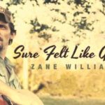 Texas country artist Zane Williams to Mixers Saloon on April 6 at 8 pm