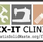 Next Fix-It Clinic heads to Belgrade Library n Saturday, November 18th from 11am-3pm