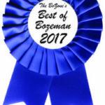 2017 Bozeman's Best of Bozeman – Winners