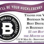 Bozeman's Best of Bozeman – Best Distillery 2017 – Bozeman Spirits Distillery