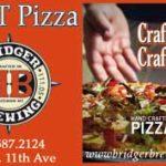 Bozeman's Best of Bozeman – Best Pizza 2017 – Bridger Brewing Company