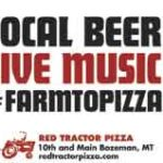 Red Tractor Pizza serves up New York-style, brick oven pizzas LIVE music in August 2017