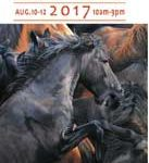 Heart of the West Art Show & Auctionwill be held Thursday through Saturday, August 10th–12th, 2017 at Grantree