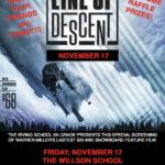 Warren Miller's Line of Descent: Encore Showing – Friday, November 17 @ Willson