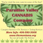 Paradise Valley Cannabis Company has announced its next Doctor's Clinic on Saturday, December 2nd, 2017