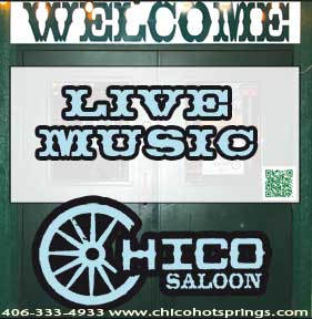 Catch some great live music (Gary Small & The Coyote Brothers) at Chico Saloon after a relaxing dip.