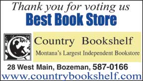 Country Bookshelf In Downtown Bozeman Montanas Largest Independent Bookstore Since 1957 Has An Exciting Slate Of Upcoming Events For Bookworms And