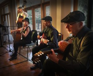 Interview: Life & Music of Django Reinhardt @ Story Mansion – Saturday, January 20th