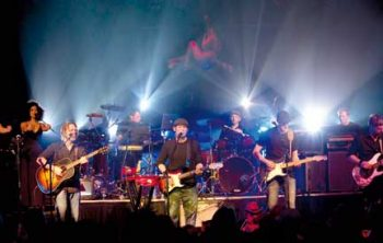 At Pine Creek The Young Dubliners perform w/Doublewide Dreams on Tuesday, July 24th, 2018