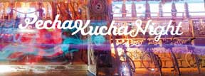 PechaKucha at the Ellen Wednesday, Sept. 12 and Thursday Sept. 13, 2018