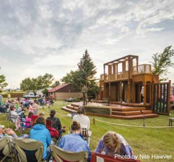 """MT Shakespeare in the Parks, opens 46th season with performances """"Othello"""" & """"Love's Labour's Lost"""