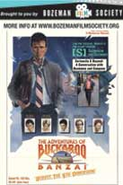 BFS partners w/ Rialto for indie Sundays, announces Ellen return of 'Science on Screen' -Buckaroo Banzai
