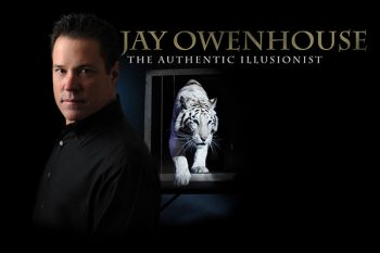 'Dare to Believe' illusion spectacular appears as if by magic