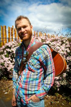 'Lumber rock' of Seattle's Norman Baker, more music at Mountains Walking