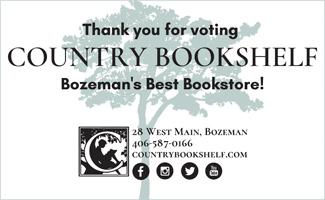 country bookshelf best of bozeman
